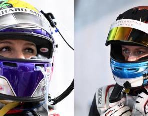 Legge, Nielsen, confirmed for full GTD season in Hardpoint Porsche