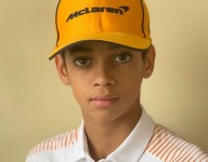 McLaren fought off rival interest in US karting star Ugochukwu