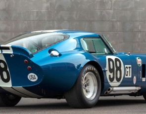 Worldwide Auction's '65 Cobra Daytona is race ready