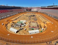 NASCAR drivers face unpredictable challenge on Bristol dirt