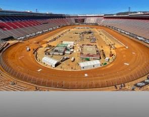 NASCAR drivers face unpredictable challenge on Bristol dirt