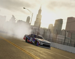 NASCAR to race on Chicago streets...virtually