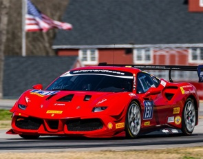 Starting fields set for VIR Ferrari Challenge NA opener