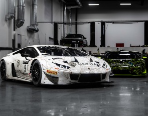 TR3 Racing returns to GT World Challenge America with Lamborghini