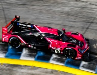 Shank Acura fastest, Ally Cadillac back in action in Sebring warm-up