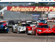 Ganassi Cadillac leads opening hour at Sebring
