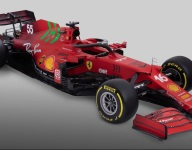 Ferrari SF21 with 'radical change' revealed after online leak