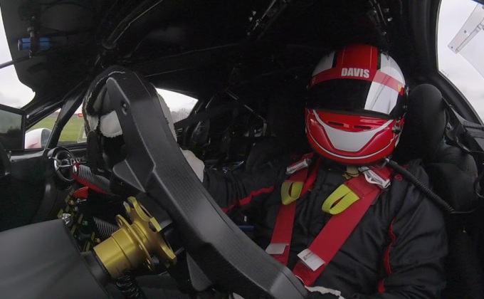 Ride onboard the Ferrari 488 Challenge Evo at VIR