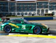 Mercedes tops GTD, Cadillacs 1-2 in Sebring Practice 2