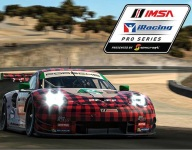 IMSA iRacing Pro Series returns in April