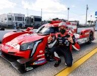 Derani on pole, Johnson crashes in Sebring qualifying