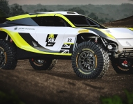 JBXE, Lotus Engineering, join forces for Extreme E