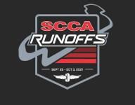 SCCA Runoffs schedule announced