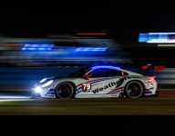 Porsches lead GT, Cadillacs stay quick in Sebring night practice