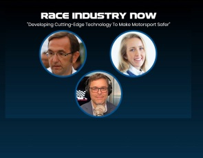 "Race Industry Now: ""Developing Cutting-Edge Technology To Make Motorsport Safer"" by HRX"