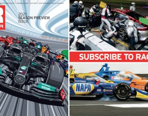 RACER Magazine Spring 2021: The Season Preview Issue