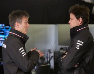 Keeping 'sparring partner' Allison at Mercedes is key - Wolff