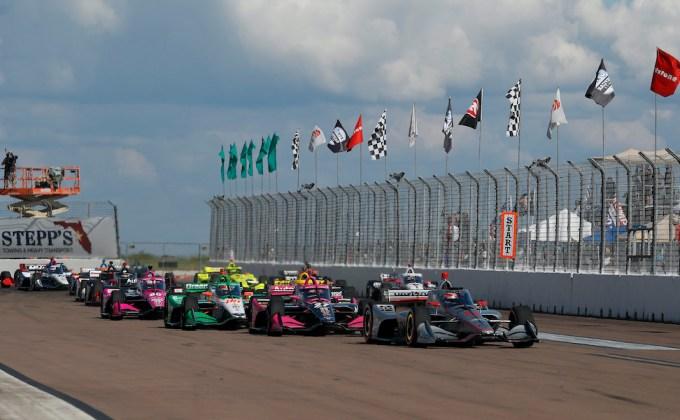 RACER's 2021 St Petersburg IndyCar Resource Guide