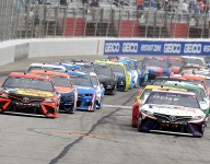 Truex Jr, Hamlin to lead Richmond field