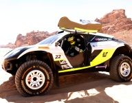 Baja experience counts for little in Extreme E - Button