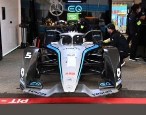 Vandoorne takes pole for Rome E-Prix 1
