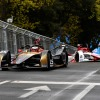 Vergne wins hectic Rome E-Prix Race 1
