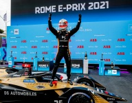 Vergne credits new powertrain, tactics for Rome victory