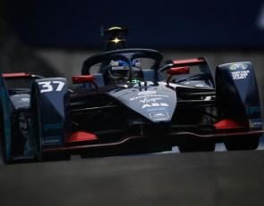 Cassidy scores Rome E-Prix 2 pole