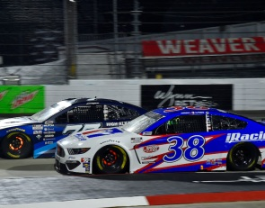 ...and in his spare time, iRacing mainstay Alfredo races Cup cars