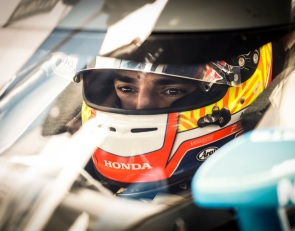 Palou leads opening Barber IndyCar practice