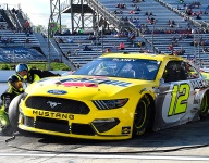 Error on final pit stop cost Blaney shot at Martinsville victory