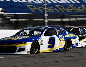 Chase Elliott sent to back for Dover start
