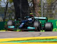 Bottas stays ahead in second Imola practice