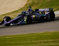 IndyCar qualifying debut 'clearly above expectations' - Grosjean