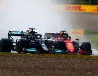 Ferrari pace 'a big confidence boost' for future - Leclerc