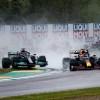 Verstappen reigns over hectic Imola GP