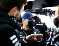 Bottas blames Russell as stewards opt to take no action