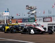 Newgarden stays ahead in second St Pete GP practice