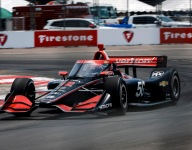 Several contenders struggle in IndyCar qualifying at St Pete