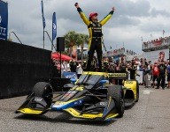 Herta's victory revealed 'cool' advantage by Andretti Autosport
