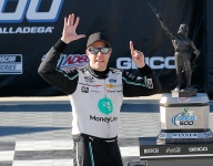 Joining elite company with Talladega win 'more than I ever dreamed' - Keselowski