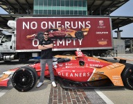 Gleaners Food Bank sponsoring Marco Andretti's Indy 500 entry