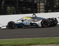 Daly leads the veterans in rain-shortened first day of Indy Open Test (UPDATED)