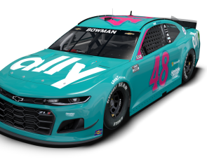 Bowman honoring crew chief Ives with throwback at Darlington