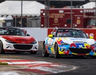 Rollan wins Mazda MX-5 Cup Race 1 at St Petersburg