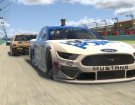 Keelan Harvick to run iRacing Pro Invitational Series