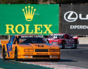 Vandagriff on board for Rolex Monterey Motorsports Reunion