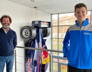 Bryce Aron: Making the jump to British F3