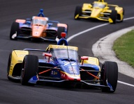 IndyCar Open Test at Indy to stream on NBC's Peacock Premium