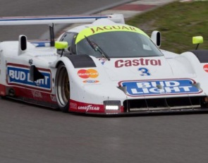 Jaguar XJR-16 returns to Road Atlanta at HSR Mitty, 30 years after its dominant win there